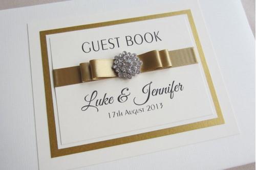 Allure Guest Book