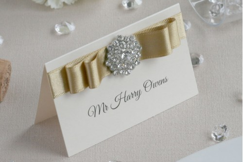 Allure Place Card