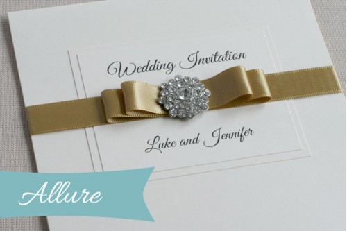 Allure Wedding Invitation