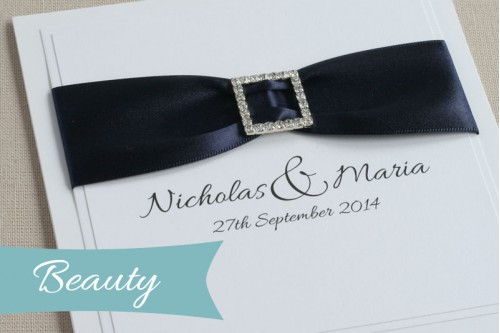 Beauty Wedding Invitation