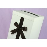 Bow Wedding Post Box