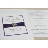 Chic Order of Service