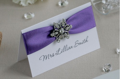Chic Place Card