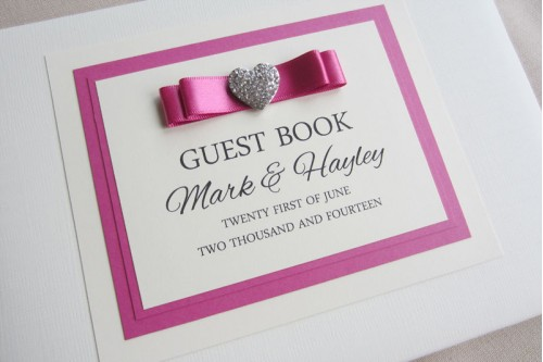 Delight Guest Book