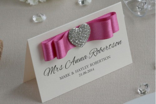 Delight Place Card