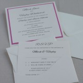 Delight Wedding Invitation