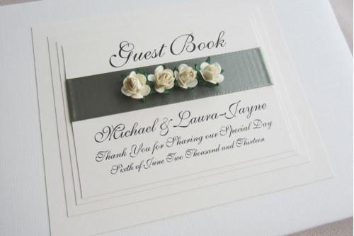 Elegance Guest Book