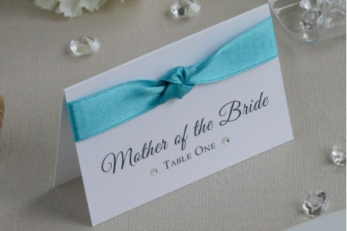 Glamour Place Card