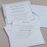 Honour Wedding Invitation